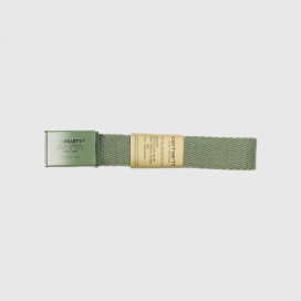 Ремень Carhartt WIP Military Printed Belt Adventure