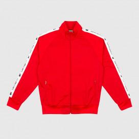 Куртка Carhartt WIP Goodwin Track Jacket Cardinal / White