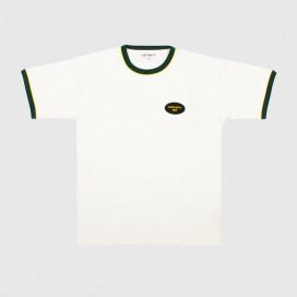 Футболка Carhartt WIP W' S/S Tisa Roslyn T-Shirt Wax