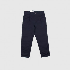 Штаны Carhartt WIP Abbott Pant Dark Navy (stone washed)