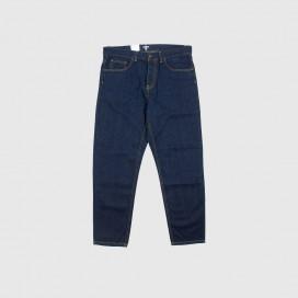 Джинсы Carhartt WIP Newel Pant Blue (rinsed)