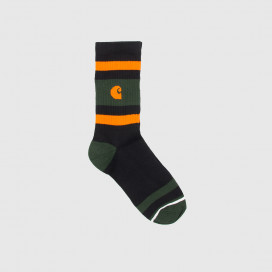 Носки Carhartt WIP Fairfield Socks Black