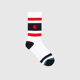Носки Carhartt WIP Fairfield Socks White