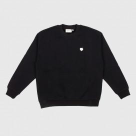 Толстовка Carhartt WIP W' Hartt Sweatshirt Black / White