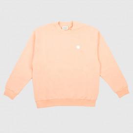 Толстовка Carhartt WIP W' Hartt Sweatshirt Peach / White