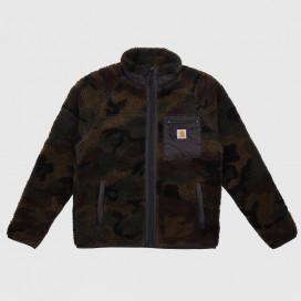 Куртка Carhartt WIP Prentis Liner Camo Evergreen