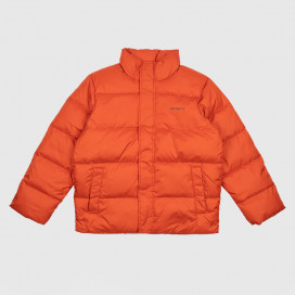 Куртка Carhartt WIP Deming Jacket Brick Orange/Black