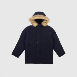 Куртка Carhartt WIP Anchorage Parka Navy/Black
