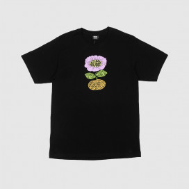 Футболка Stussy Sunflower Tee Black