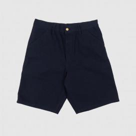 Шорты Carhartt WIP  Single Knee Short Dark Navy(rinsed)