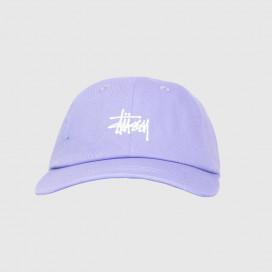 Кепка Stussy Stock Low Pro Cap Violet