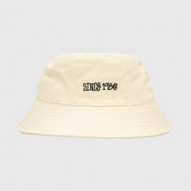 Панамка Stussy Canvas Wide Brim Bucket Hat Natural