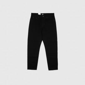 Джинсы Carhartt WIP Newel Pant Black (Rinsed)