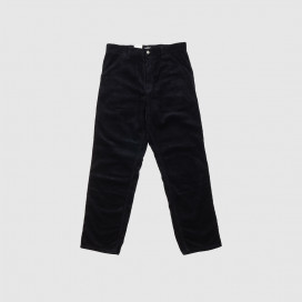 Штаны Carhartt WIP Single Knee Pant Dark Navy(Rinsed)