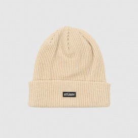 Шапка Stussy Small Patch WatchCap Beanie Sand