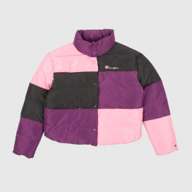 Куртка женская Champion Jacket 112347 VS504 MLZ/HER/NBK