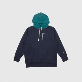 Толстовка с капюшоном Champion Hooded Sweatshirt NNY/TEL