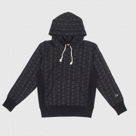 Толстовка с капюшоном Champion Hooded Sweatshirt NBK/ALLOVER