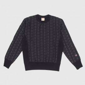 Толстовка Champion Crewneck Sweatshirt LOXGM/ALLOVER