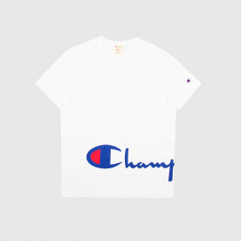 Футболка Champion Crewneck T-Shirt WHT