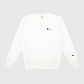 Толстовка Champion WW001 Crewneck Sweatshirt WHT