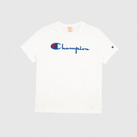 Футболка Champion 210972 Crewneck T-Shirt WW001 WHT