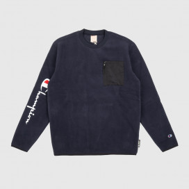 Толстовка Champion Crewneck Sweatshirt 213722 BS501 NNY/NBK