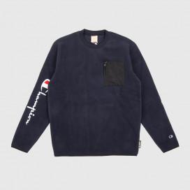 Толстовка Champion Crewneck Sweatshirt 213722 BS501 NNY/NBK