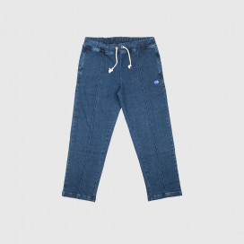 Штаны Champion Elastic Cuff Pants DENIM
