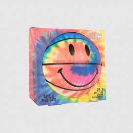 Мяч Chinatown Market Smiley Tie Dye Basketball