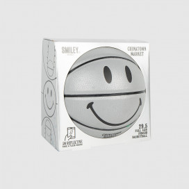 Мяч Chinatown Market Smiley 3M Basketball