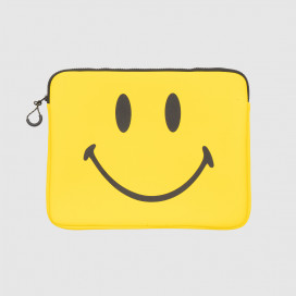 Чехол для ноутбука Chinatown Market Smiley 13' Laptop Case