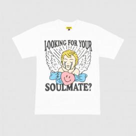 Футболка Chinatown Market Smiley Fortune Ball Soul Mate White
