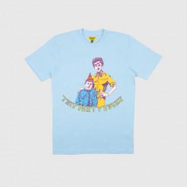 Футболка Chinatown Market Party T-Shirt Blue