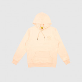 Толстовка с капюшоном Chinatown Market Ty Rose Fleece Hoodie Peach