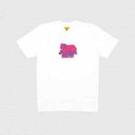 Футболка Chinatown Market Dog T-Shirt White