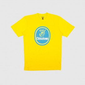 Футболка Chinatown Market Chiquita Banana T-Shirt Yellow