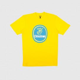 Футболка Chinatown Market Chiquita Banana T-Shirt Yellow
