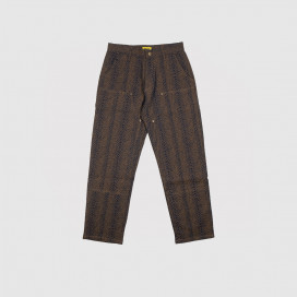 Штаны Chinatown Market Snakeskin Carpenter Pant Burgundy