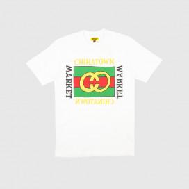 Футболка Chinatown Market DESIGNER T-SHIRT White