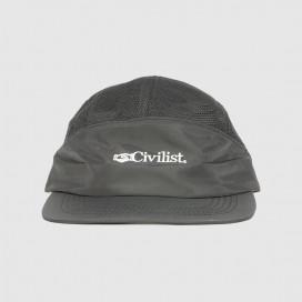 Кепка Civilist Running Cap Black