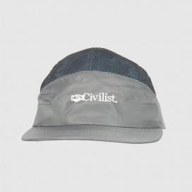 Кепка Civilist Running Cap Grey