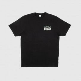 Футболка Civilist Computer Castle Tee Black