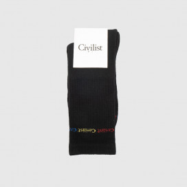 Носки Civilist Rainbow Socks Black