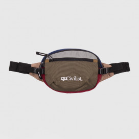 Сумка  на пояс Civilist Matters Hip Bag Winter Multi
