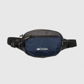Сумка на пояс Civilist Hip Bag Charcoal/Navy Civilist Европа