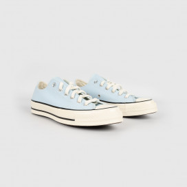 Кеды Converse Chuk 70 OX Agate Blue/Black/Egret