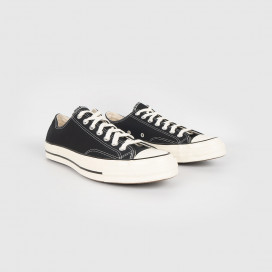 Кеды Converse Chuck 70 OX Black/Black/Egret