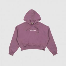 Толстовка с капюшоном Женская Dickies Loretto Boxy Hoodie W Purple