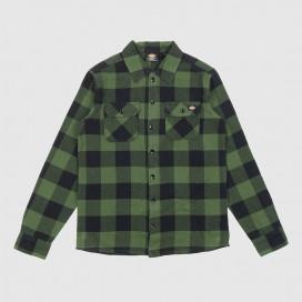 Рубашка Dickies Sacramento Pine Green